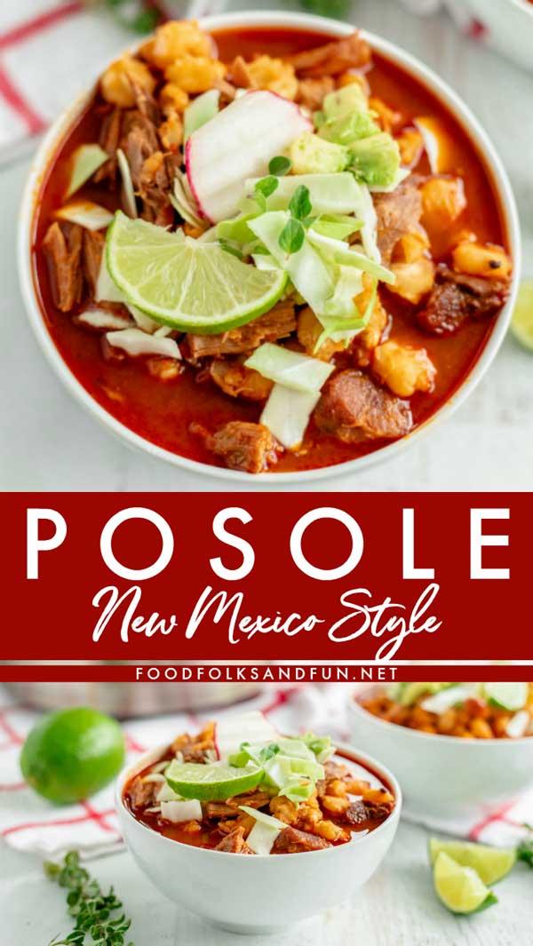 New Mexico Posole Recipe