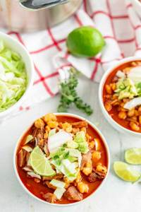 Posole Soup