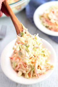 The Best Coleslaw recipe EVER!