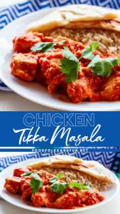 Chicken Tikka Masala recipe