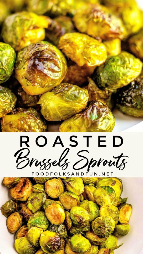 Baked Brussel Sprouts