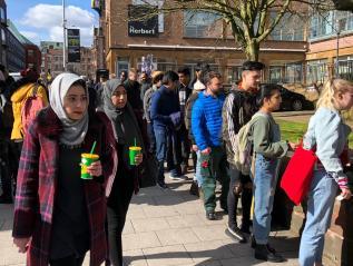 Report From Birmingham…