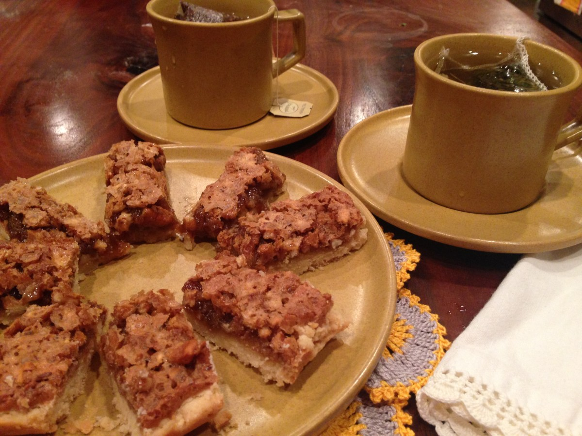 """Pecan Fingers - A vintage recipe that earned """"Keeper"""" status decades ago!"""