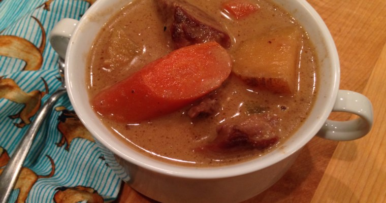 Davy Crockett Stew