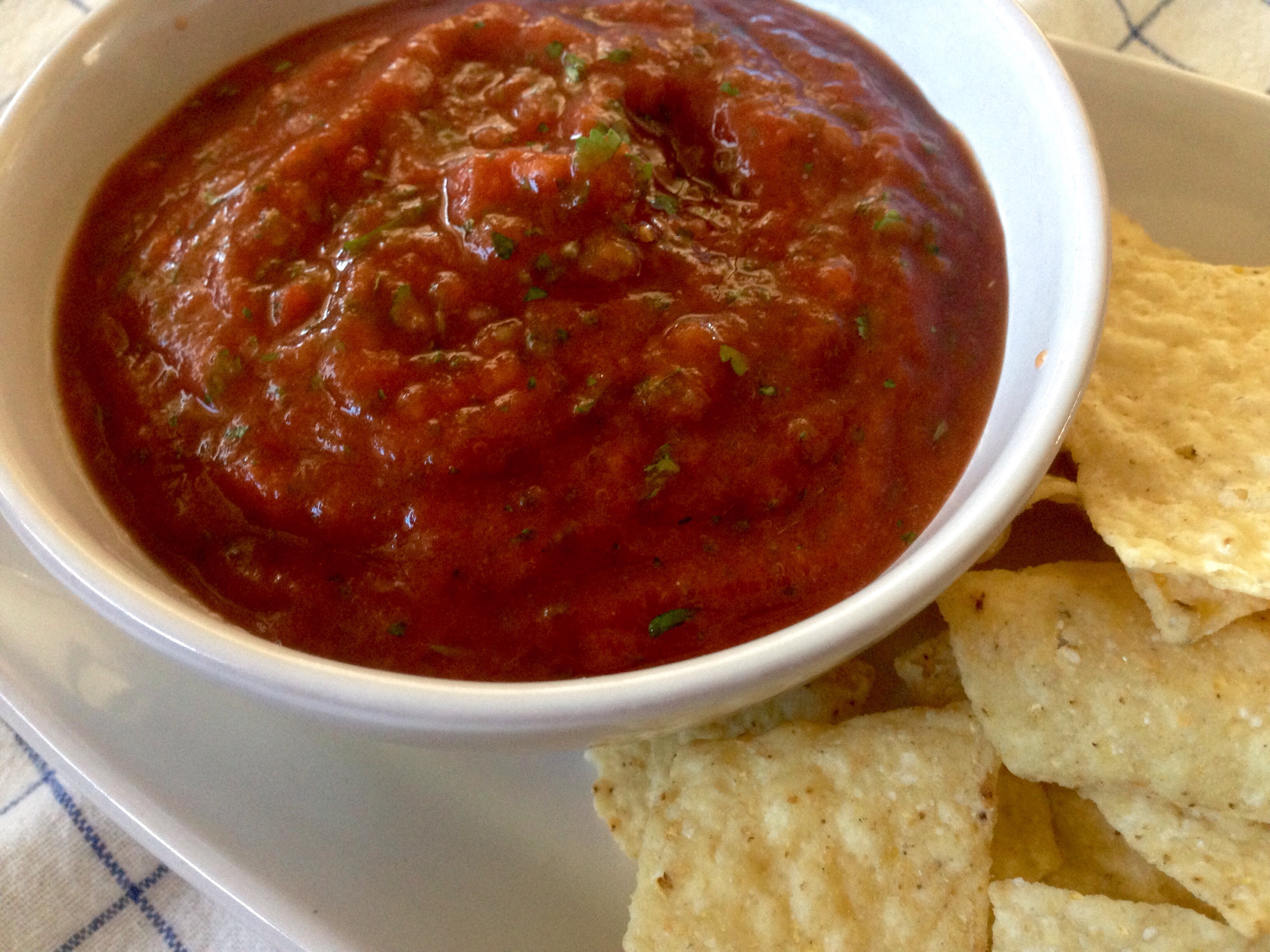7-Minute DIY Salsa