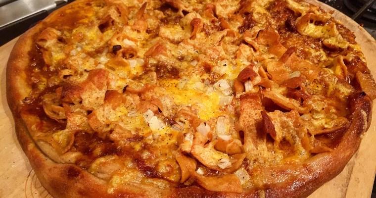 Frito Chili Pizza Pie