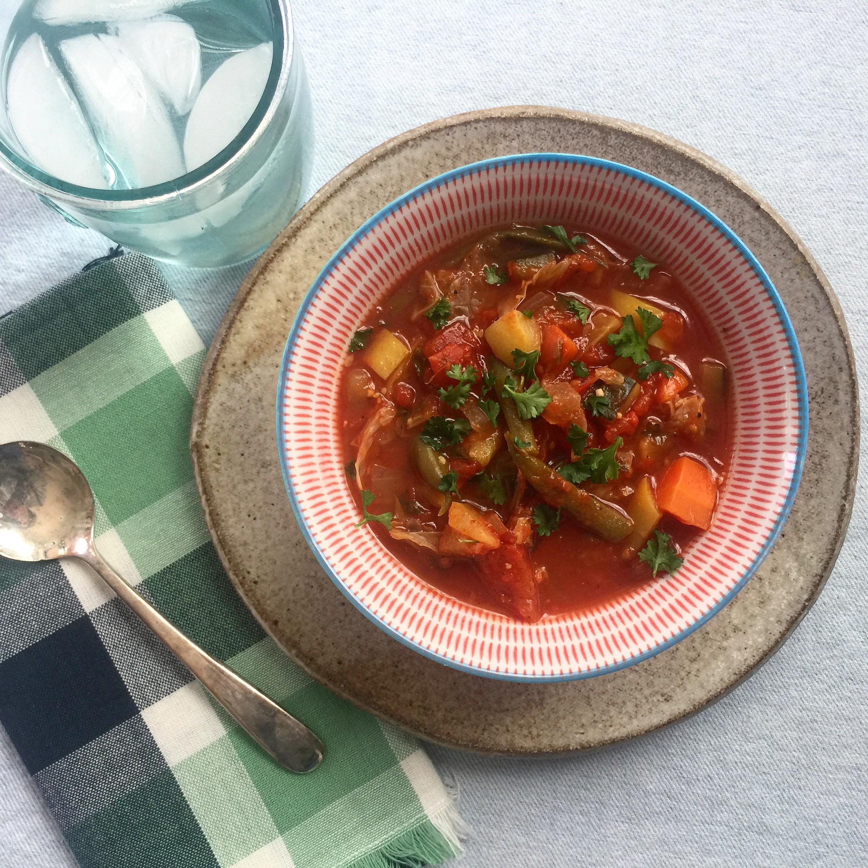Million Veggie Soup