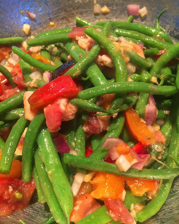 Sweet & Spicy Farmer's Market ((Sheet Pan)) Green Beans