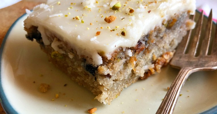 Turkish Delight Cake