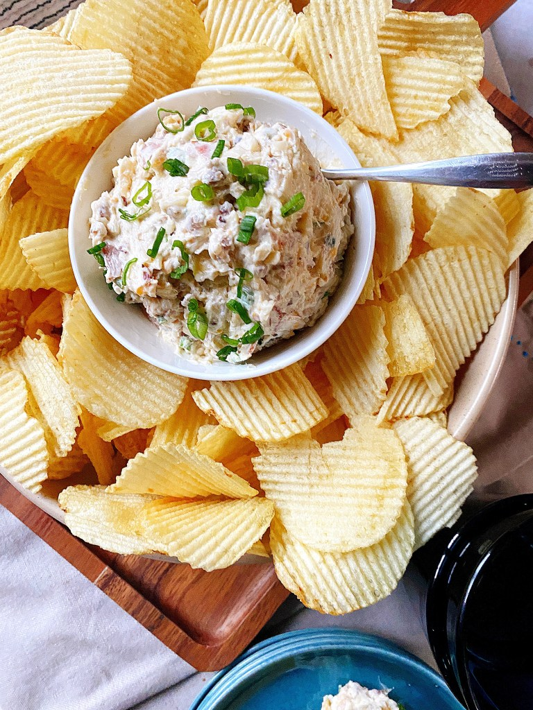plated best dip