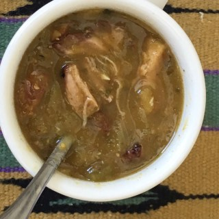 Green Chili – Mother Sauce of Mexico