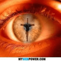 """""""Keep Your Eyes Focused on the Risen Christ.""""-David Wilkerson"""