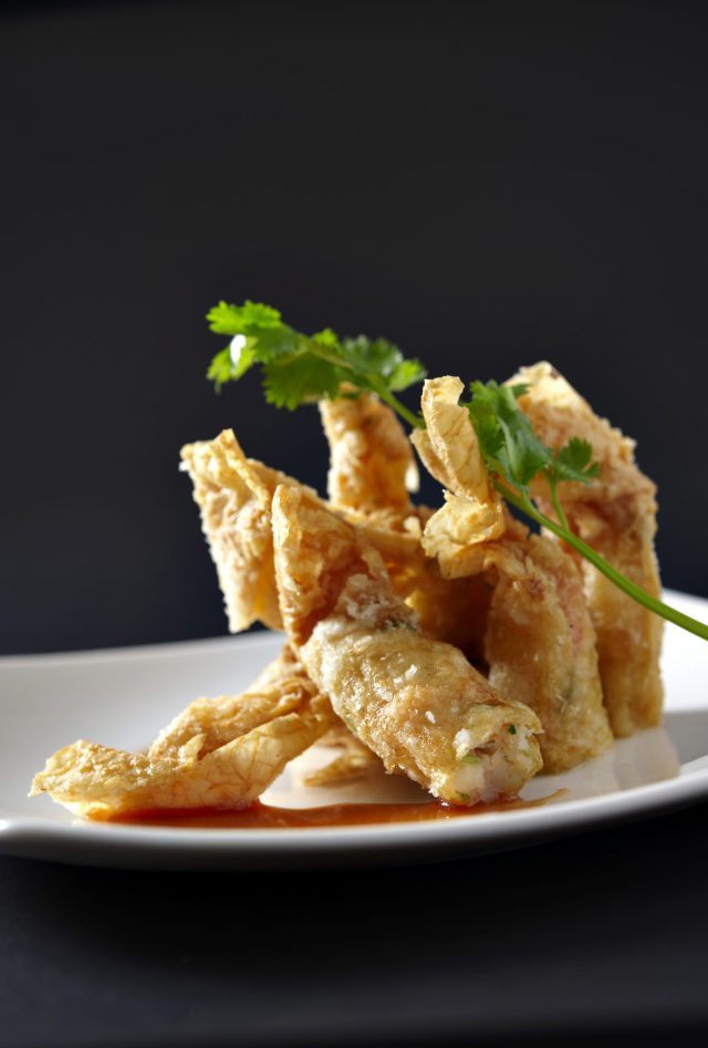 Bean Curd Roll - Lai Ching Yuen - Food For Thought