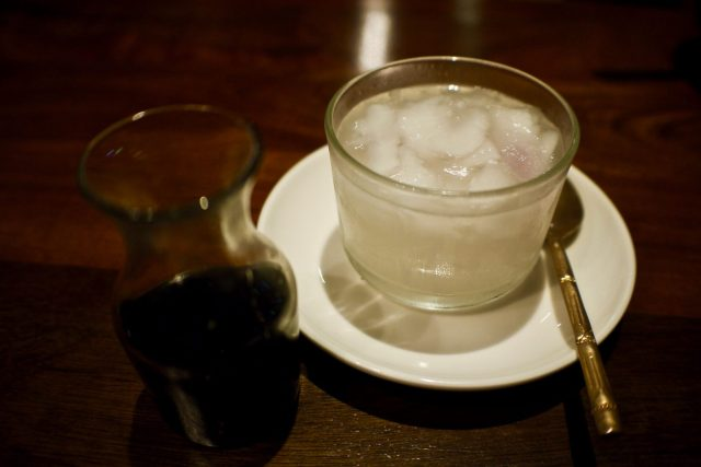 Coconut Jelly | Ekkamai | Food For Thought