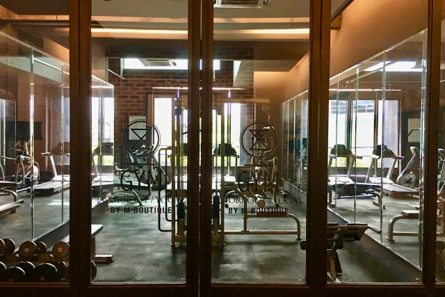 Gym | M Boutique Hotel Ipoh | Food For Thought