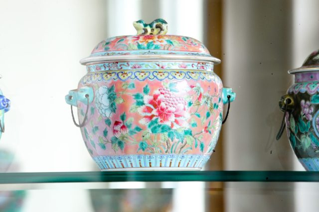 Kamcheng Porcelain | Seven Terraces Hotel | Food For Thought