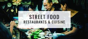 Street Food Restaurants & Cuisine