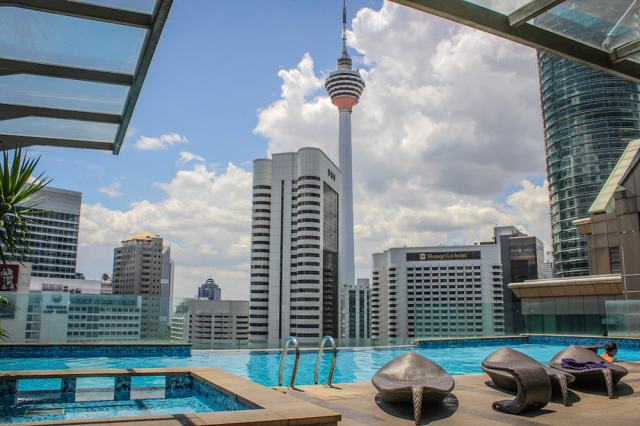 Swimming Pool Area | Fraser Place | Trupcotel