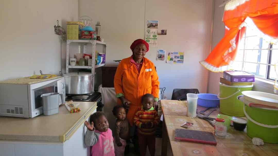 Meeting the woman behind the Worcester feeding scheme