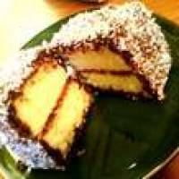 My First Lamington ~ Pacific Pie Company