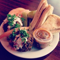 Falafel Addiction ~ Cedo's