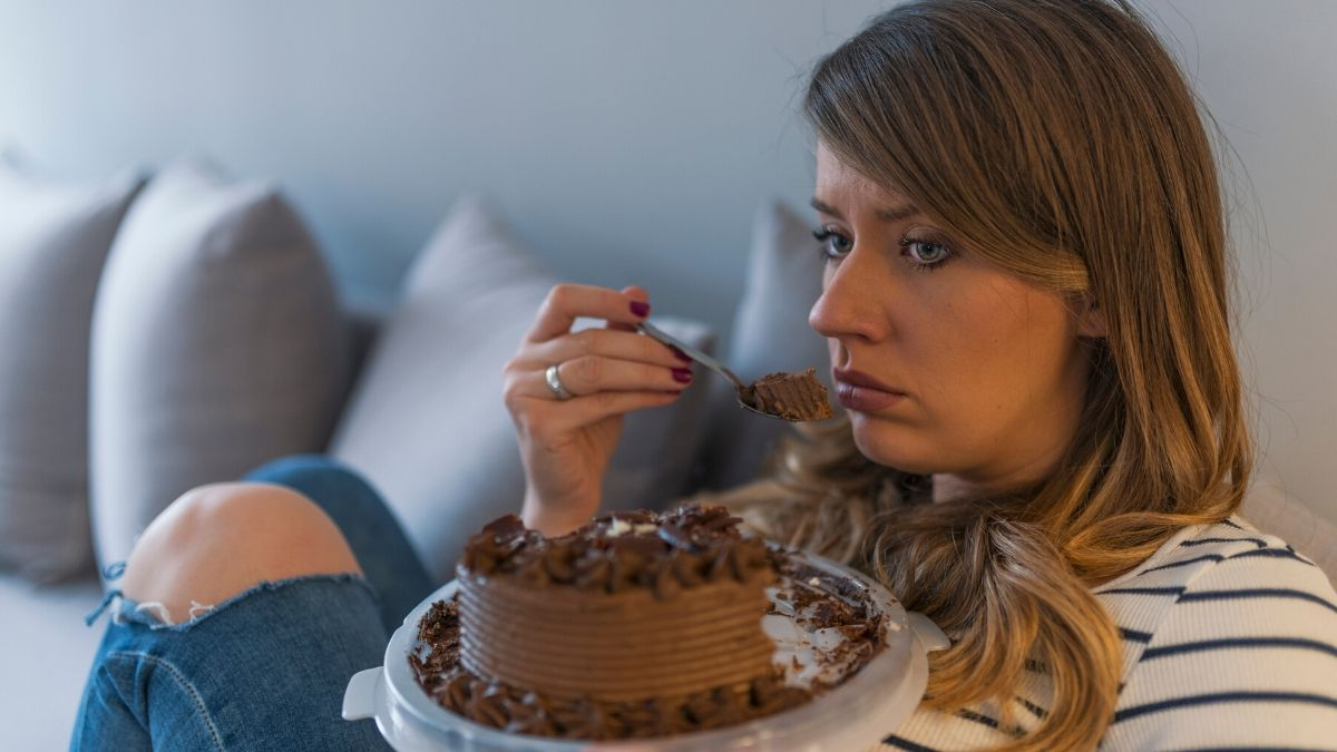 Binge eating disorder signs and symptoms