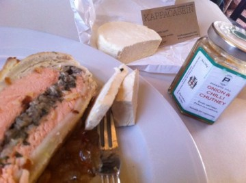 Pimento Hill meets Kappacasein soft cheese