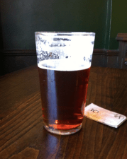 Food from London : A pint
