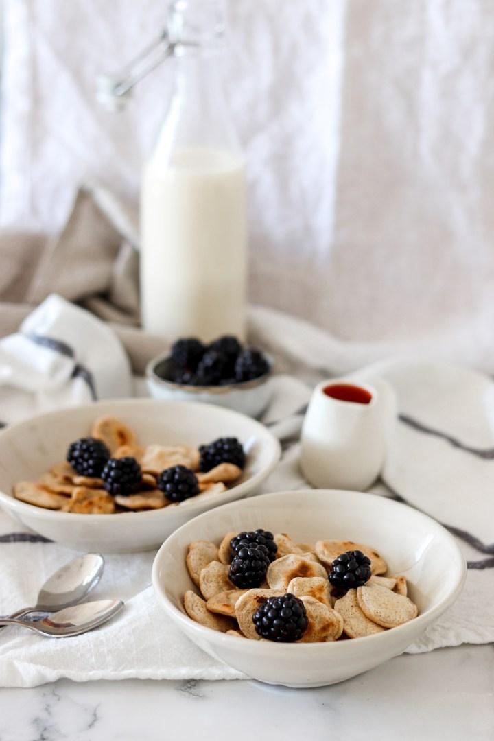 Pancake Breakfast Cereal
