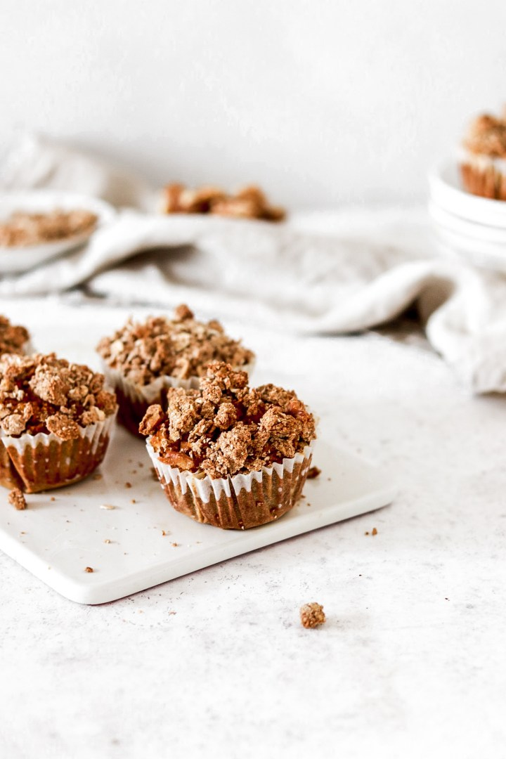 Pumpkin Muffins (Gluten & Sugar Free)