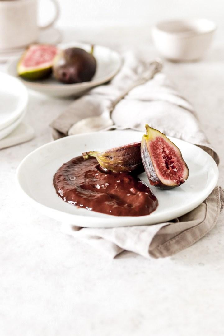 Healthy Chocolate Mousse (Vegan & Sugar Free)