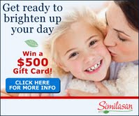 Similisan $500 Giftcard Contest