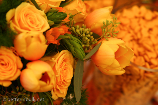 Goldfish and roses - Pepperidge Farm Fishful Thinking conference