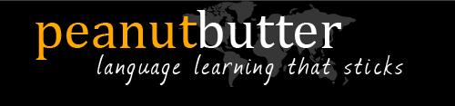 Peanut Butter Sticks Language