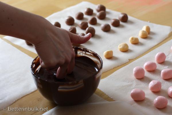 chocolate truffle fondant recipe