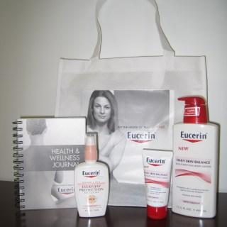 Eucerin Blogher Gift Bag Giveaway