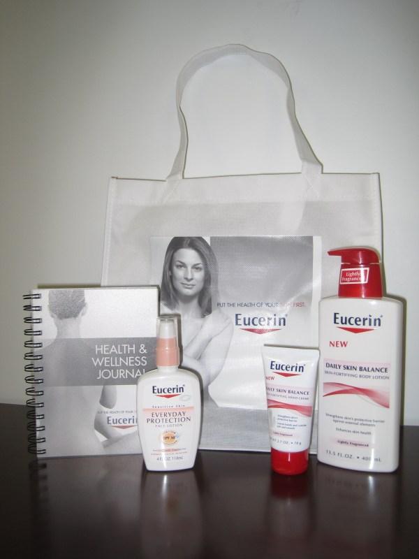Eucerin Blogher Gift Bag
