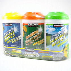 Kirkland Costco Household wipes