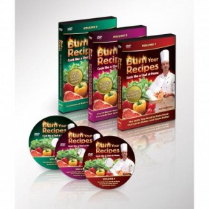 burn your recipes dvds