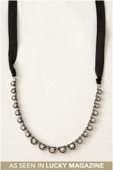 Stella & Dot ava cupchain necklace