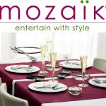 Mozaik entertain with style