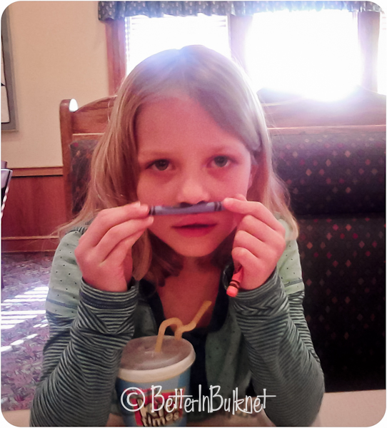silly phone pics from Bob Evans