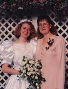 laura wedding