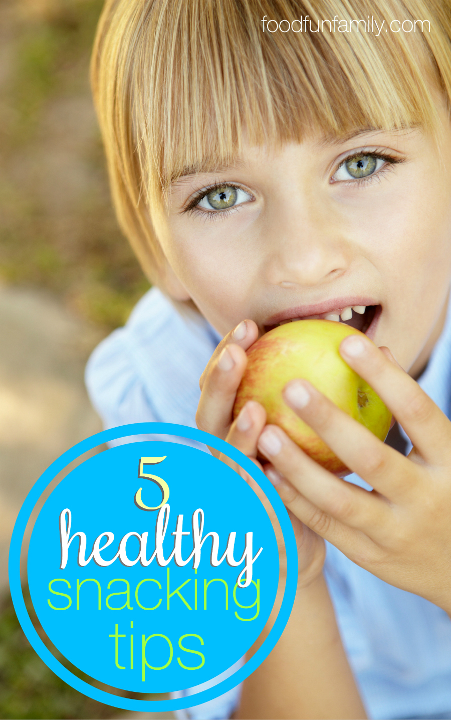 5 Healthy snacking tips for kids and parents