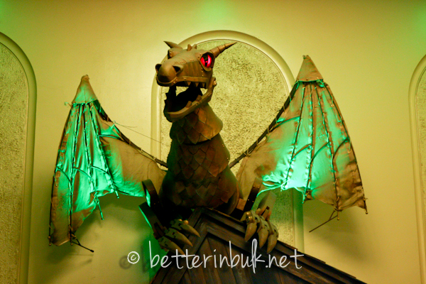 Dragon at Gershwin Theater for Wicked