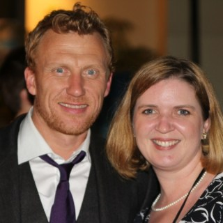 Meeting Kevin McKidd and Other Fun Things About Attending A Red Carpet Event
