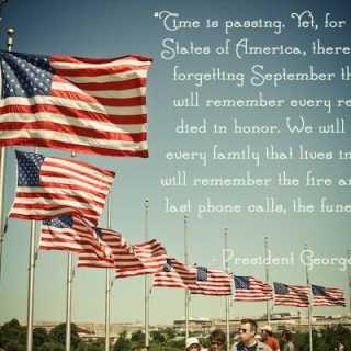 No Forgetting…. #NeverForget #911anniversary