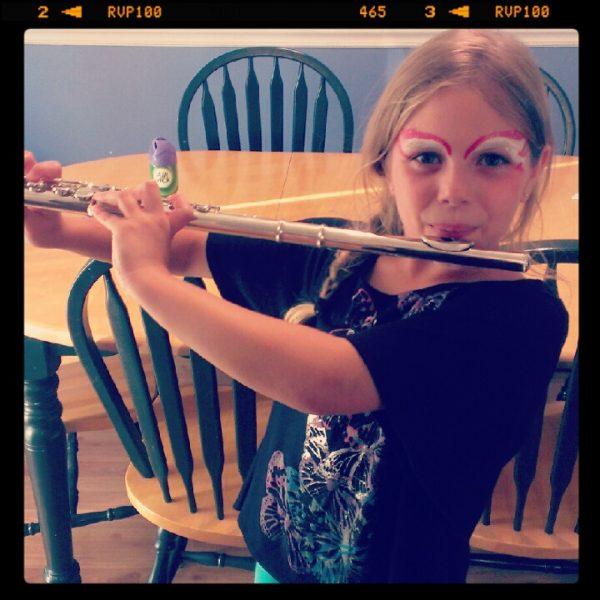 new flute from ebay mobile