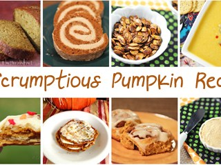 24 pumpkin recipes