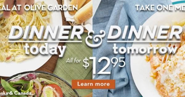 Mezzaluna Ravioli At The Olive Garden Dinnertoday Dinner Tomorrow